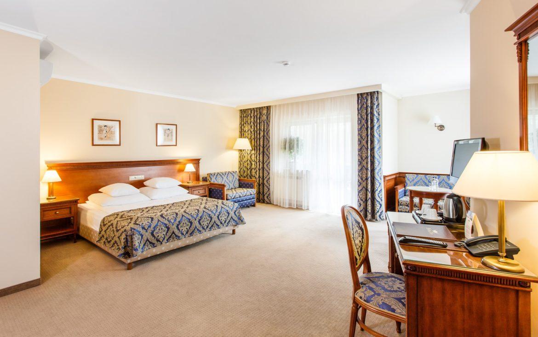 Hotel Duo SPA: Pokój Deluxe