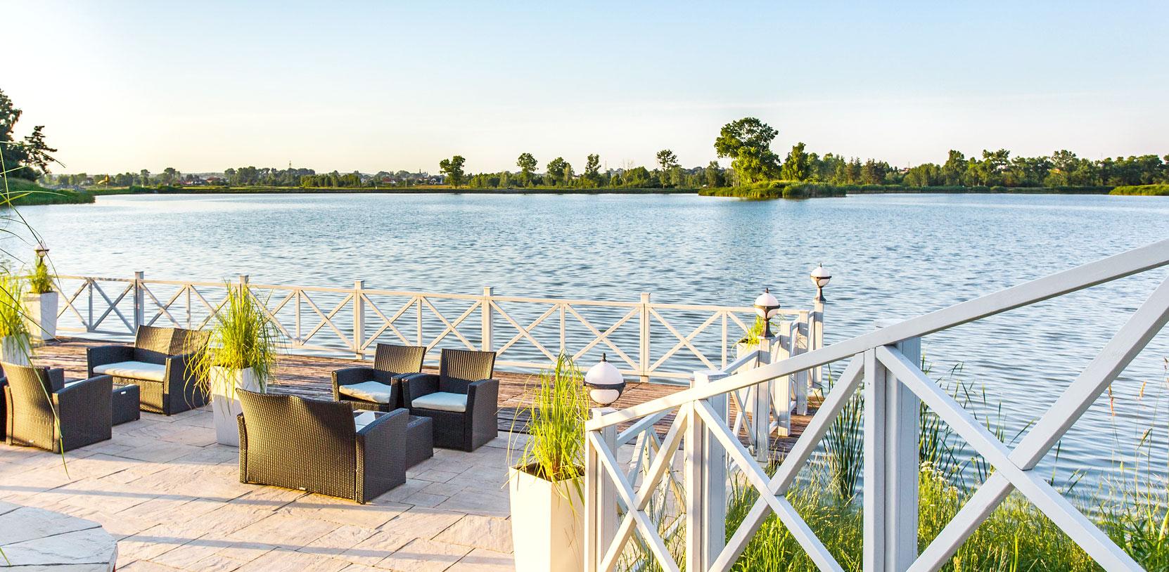 Hotel Nad Jeziorem